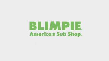 Blimpie TV Spot, 'Moved On' - Thumbnail 9