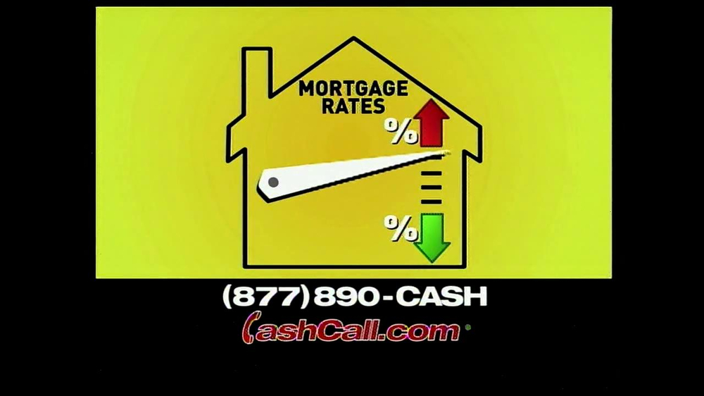 Cash Call TV Commercial, 'Mortgage Rates'