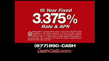 Cash Call TV Spot, 'Mortgage Rates' - Thumbnail 6