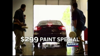 Maaco $299 Paint Special TV Spot - Thumbnail 10