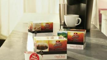 Folgers Gourmet K-Cup Packs TV Spot, 'Morning Breeze' - Thumbnail 10