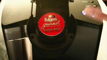 Folgers Gourmet K-Cup Packs TV Spot, 'Morning Breeze' - Thumbnail 7
