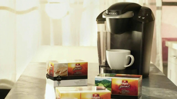 Folgers Gourmet K-Cup Packs TV Spot, 'Morning Breeze' - Thumbnail 9