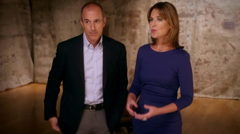 The More You Know TV Spot Featuring Matt Lauer, Al Roker - Thumbnail 5