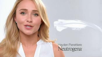 Neutrogena Oil-Free Moisture TV Spot Featuring Hayden Panettiere - Thumbnail 2