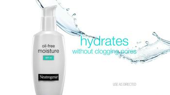 Neutrogena Oil-Free Moisture TV Spot Featuring Hayden Panettiere - Thumbnail 5