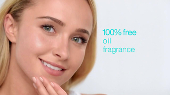 Neutrogena Oil-Free Moisture TV Spot Featuring Hayden Panettiere