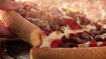 Pizza Hut Firebaked Flatbreads TV Spot - Thumbnail 1