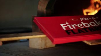 Pizza Hut Firebaked Flatbreads TV Spot - Thumbnail 3