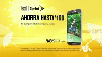 Sprint TV Spot, 'El Verano' [Spanish] - Thumbnail 2