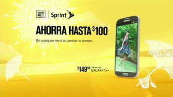 Sprint TV Spot, 'El Verano' [Spanish] - Thumbnail 3