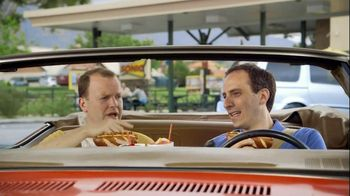Sonic Drive-In Pretzel Dogs TV Spot, 'Stadium'