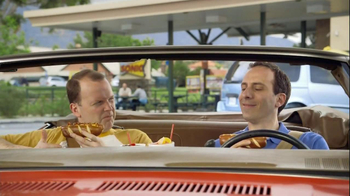 Sonic Drive-In Pretzel Dogs TV Spot, 'Stadium' - Thumbnail 2