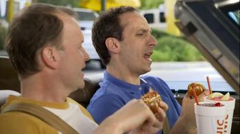 Sonic Drive-In Pretzel Dogs TV Spot, 'Stadium' - Thumbnail 4