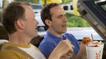 Sonic Drive-In Pretzel Dogs TV Spot, 'Stadium' - Thumbnail 5