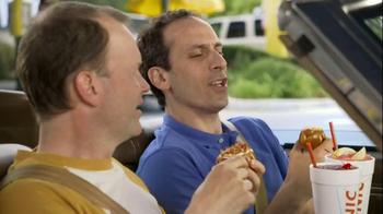 Sonic Drive-In Pretzel Dogs TV Spot, 'Stadium' - Thumbnail 6