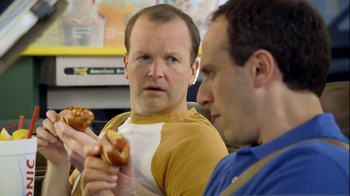 Sonic Drive-In Pretzel Dogs TV Spot - Thumbnail 7