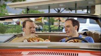Sonic Drive-In Pretzel Dogs TV Spot