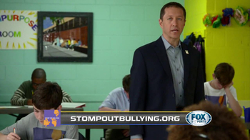Fox Supports TV Spot, 'Stomp Out Bullying' - Thumbnail 6