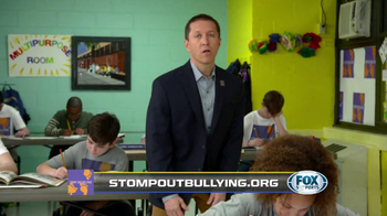 Fox Supports TV Spot, 'Stomp Out Bullying' - Thumbnail 7