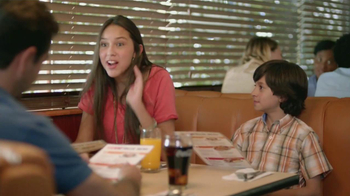Denny's 2, 4, 6, 8 Value Menu TV Spot, 'Puedo' [Spanish]