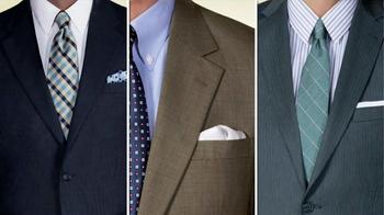 JoS. A. Bank TV Spot, 'Buy 1 Suit Get 2 Free' - Thumbnail 4