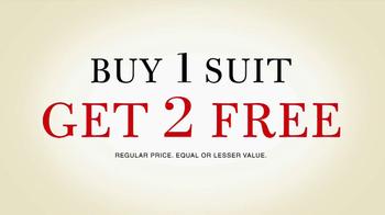 JoS. A. Bank TV Spot, 'Buy 1 Suit Get 2 Free' - Thumbnail 8