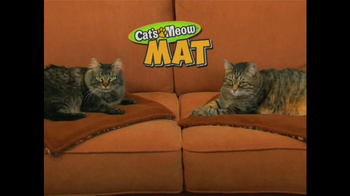 Cat's Meow Mat TV Spot - Thumbnail 6