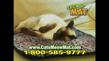 Cat's Meow Mat TV Spot - Thumbnail 8