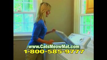 Cat's Meow Mat TV Spot - Thumbnail 9