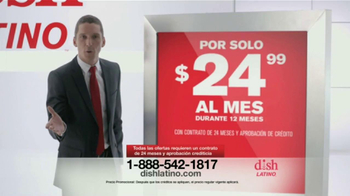 DishLATINO Plus TV Spot, 'Mejor Servicio' [Spanish]