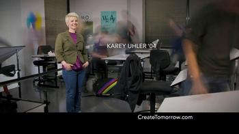 The Art Institutes TV Spot, 'Crate & Barrel Graphic Designer' - Thumbnail 9