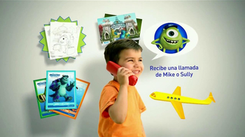 Juicy Juice TV Spot, 'Monsters University' [Spanish] - Thumbnail 6