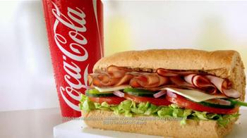 Subway $4 Lunch TV Spot [Spanish] - Thumbnail 6