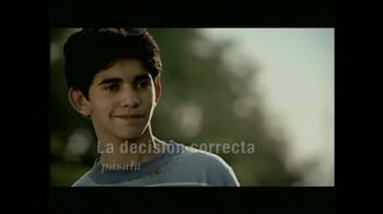 La Fundación para una Vida Mejor TV Spot, 'La Decisión Correcta' [Spanish] - Thumbnail 10