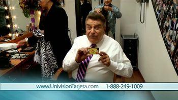Tarjeta Prepagada Univision TV Spot Con Don Francisco [Spanish]