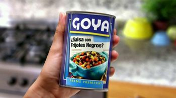 Goya Frijoles Negros TV Spot [Spanish]