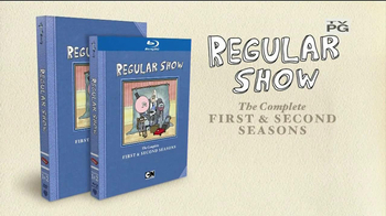 Regular Show The Complete First & Second Seasons Blu-ray & DVD TV Spot