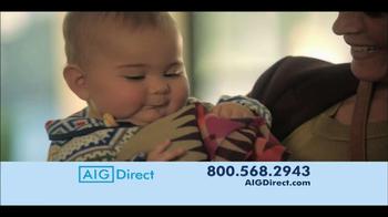 AIG Direct TV Spot
