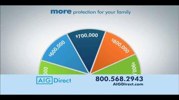AIG Direct TV Spot - Thumbnail 6