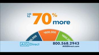AIG Direct TV Spot - Thumbnail 7