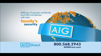AIG Direct TV Spot - Thumbnail 9