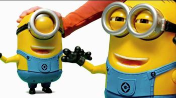 Despicable Me 2 Talking Action Figures TV Spot - Thumbnail 4
