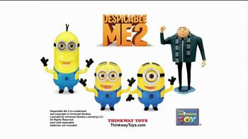 Despicable Me 2 Talking Action Figures TV Spot - Thumbnail 9