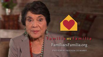 Familia es Familia TV Spot Featuring Dolores Huerta