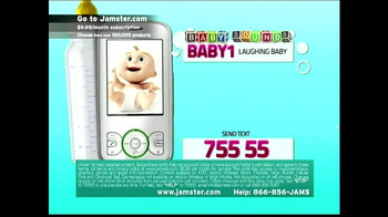 Jamster TV Spot, 'Baby Sounds' - Thumbnail 2