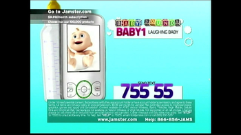 Jamster TV Spot, 'Baby Sounds' - Thumbnail 3