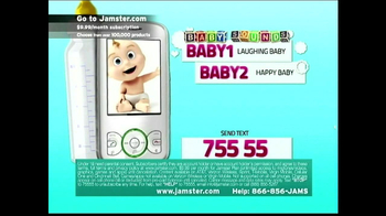 Jamster TV Spot, 'Baby Sounds' - Thumbnail 4