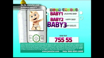 Jamster TV Spot, 'Baby Sounds' - Thumbnail 5