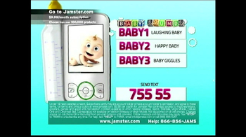 Jamster TV Spot, 'Baby Sounds'